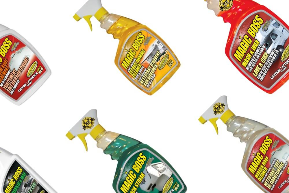The Best RV Cleaning Products for Fall