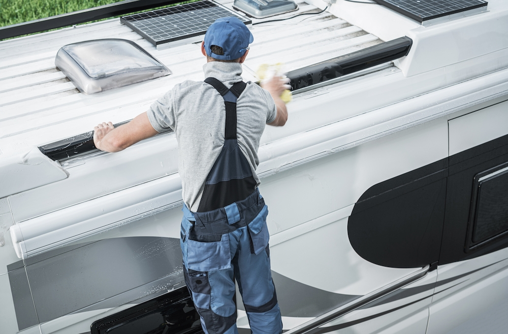 The benefits of an RV cover