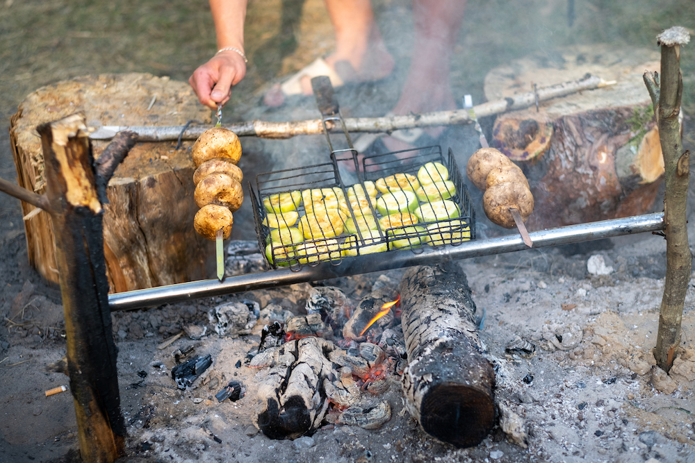 8 Camping Breakfast Ideas