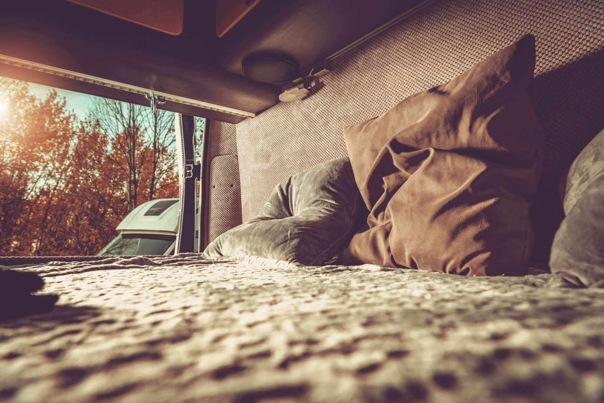 Tips for a Better Sleep in your RV