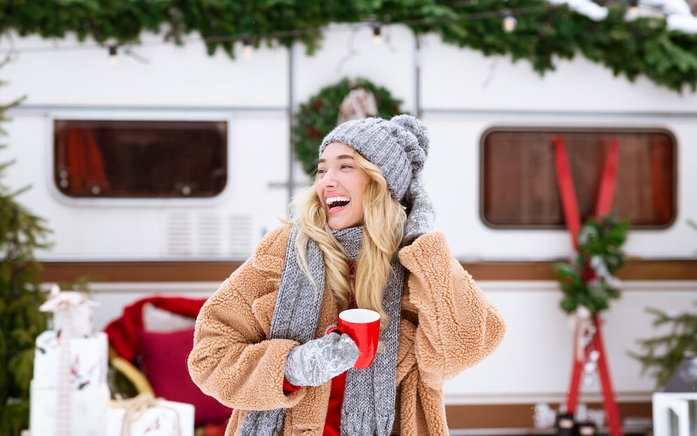 Our favourite winter RV activities