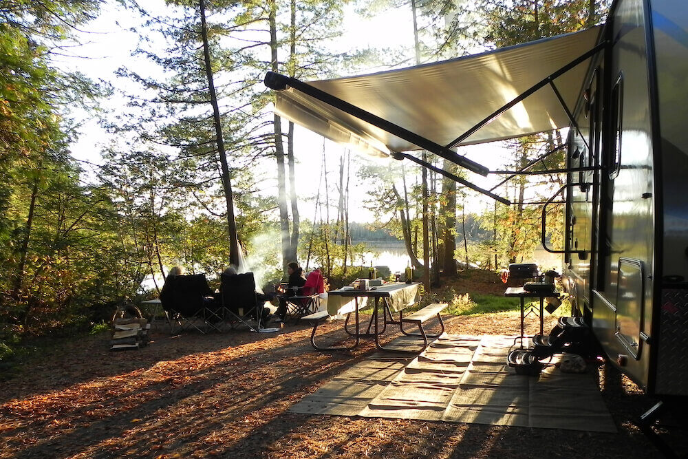 Get your RV Ready for Fall Adventures