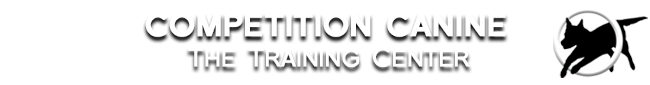 Competition Canine - The Training Center