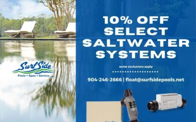 Now is the Time to Convert to a Saltwater System