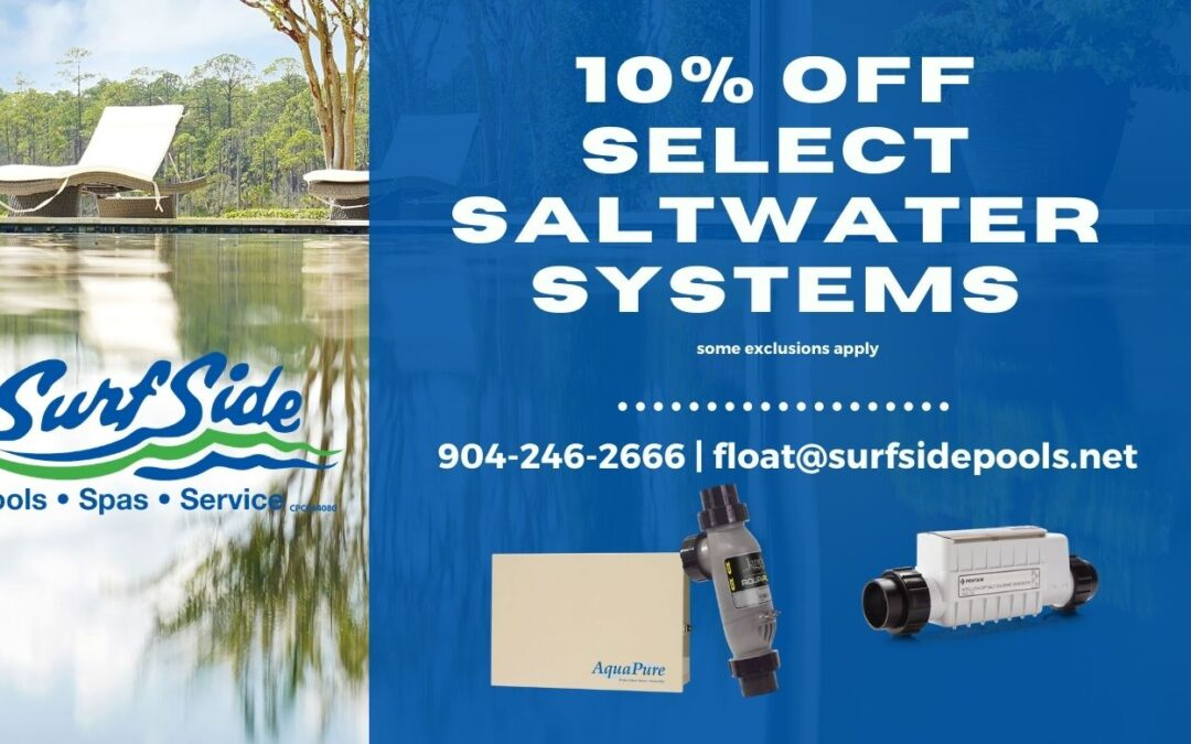 Saltwater Pool Systems