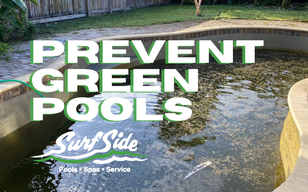 Prevent Green Pools