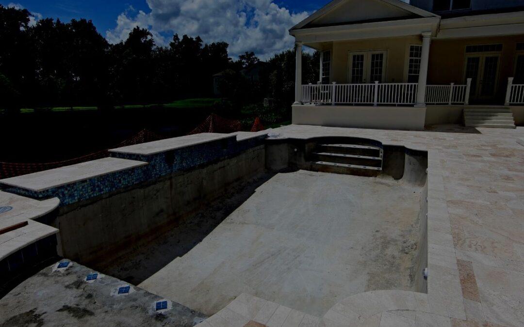 Pool Resurfacing Steps and Timeline