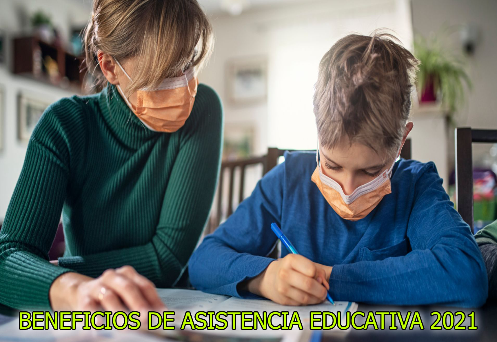 Asistencia Educativa 2021
