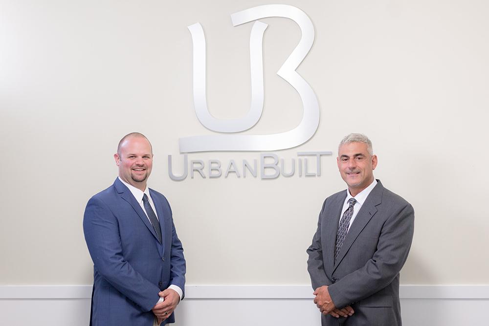 Jason Watts and David Linsalata, founders of UrbanBuilt