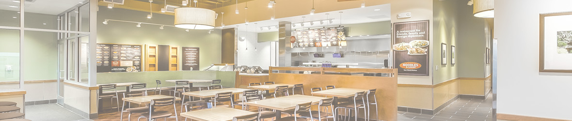 Noodles and Company, by UrbanBuilt