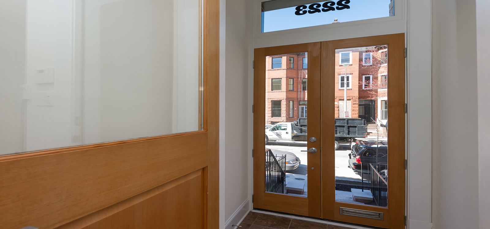 Callow Ave. NSP2 Housing Project, Baltimore, MD, residential renovation by UrbanBuilt