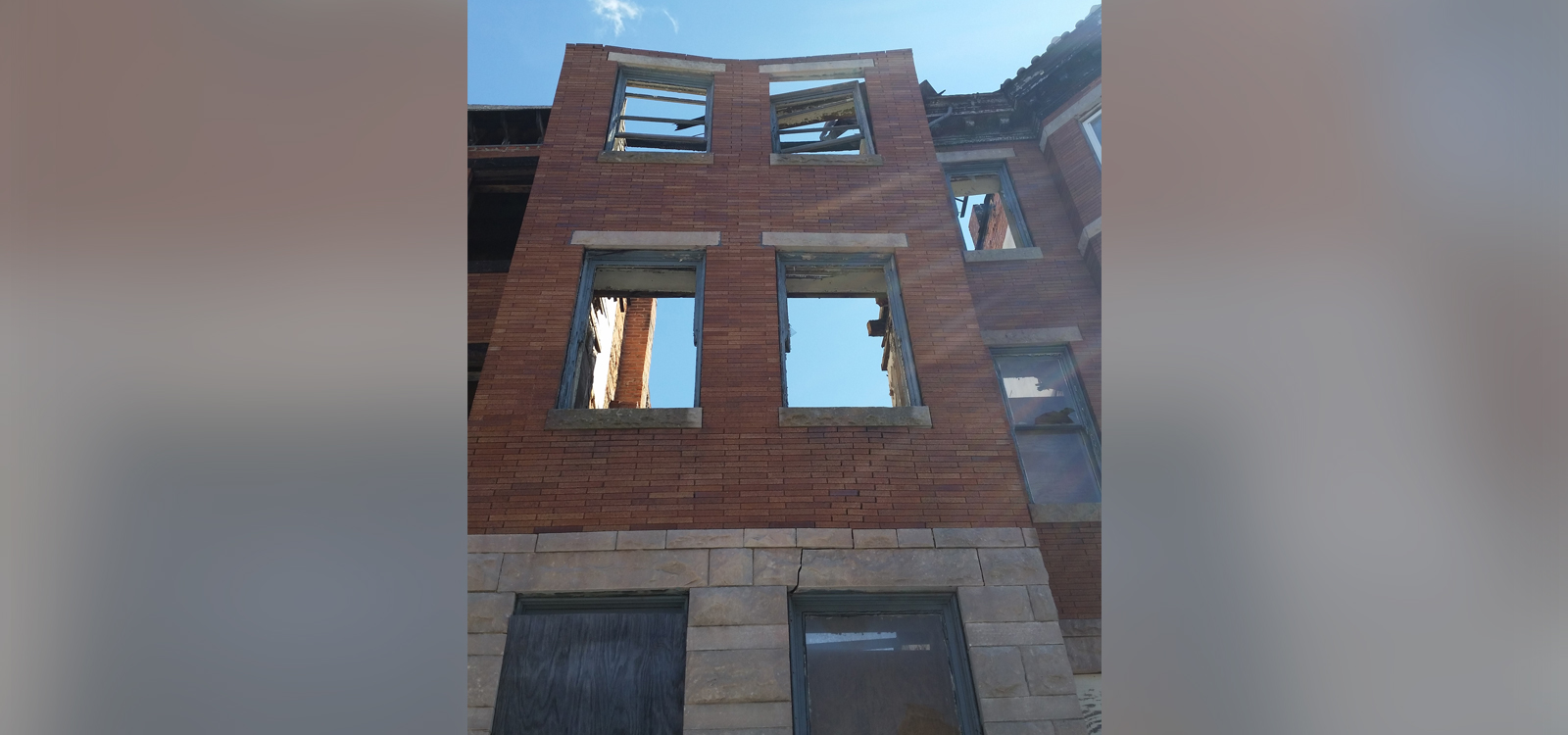 Callow Ave. NSP2 Project, Baltimore, residential renovation by UrbanBuilt