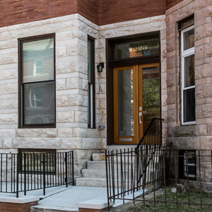 Callow Ave. NSP2 Housing Project, Baltimore, MD, by UrbanBuilt