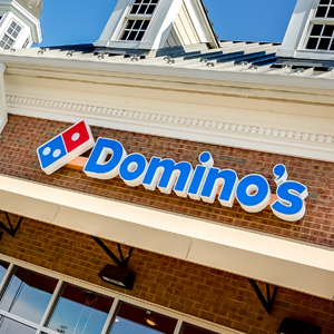 Domino's Locations by UrbanBuilt