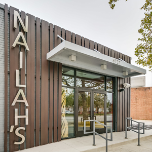 Nailah's Kitchen, Baltimore MD, commercial renovation by UrbanBuilt