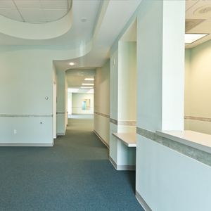 Physical Therapy Office, Havre de Grace, MD, by UrbanBuilt