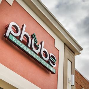 Phubs Restaurant, Hanover, MD by UrbanBuilt