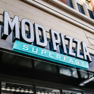Mod Pizza Locations, commercial renovations by UrbanBuilt