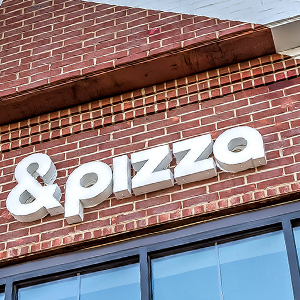 &Pizza locations, commercial renovations by UrbanBuilt