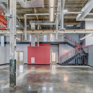 Keller Williams Metropolitan, Baltimore, commercial renovation by UrbanBuilt