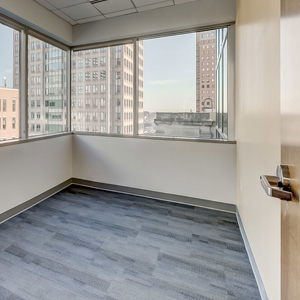Department of Juvenile Justice offices, Redwood Towers, commercial renovation by UrbanBuilt