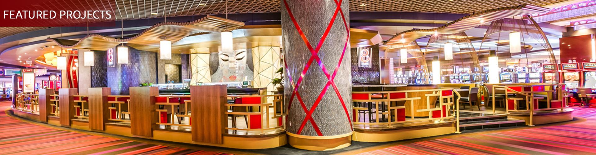 Luk Fu at Maryland Live Casino, by UrbanBuilt