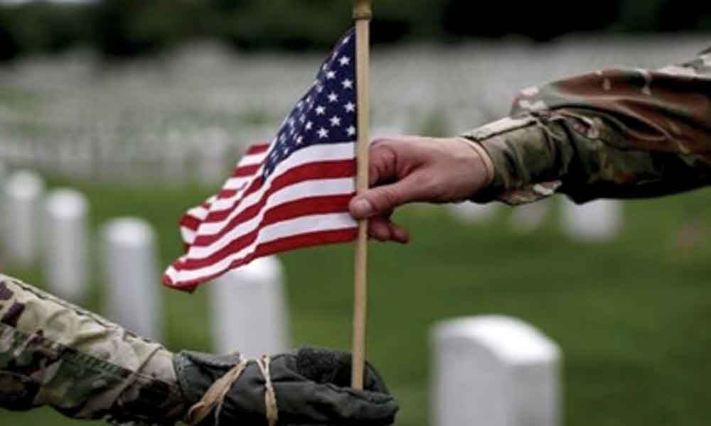 A View of Memorial Day