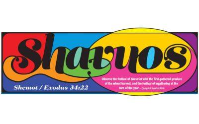 Is Pentecost Shavuot?