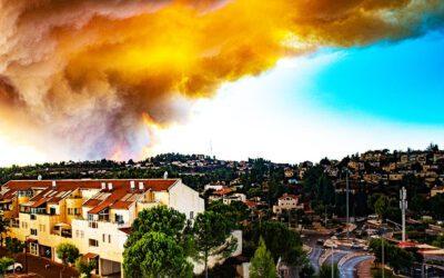 The Jerusalem Fire of '21