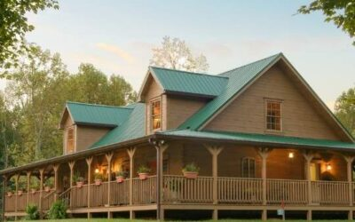 Roof Systems for Log Cabins