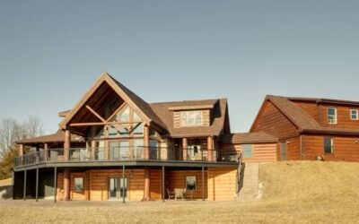 Buying Land for Log Homes