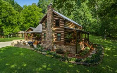 Designing a Custom Log Home