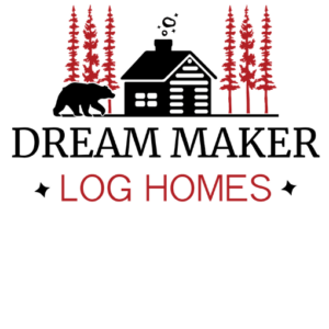Logo for Dream Maker Log Homes