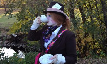 Mad Hatter Costume Tutorial feature
