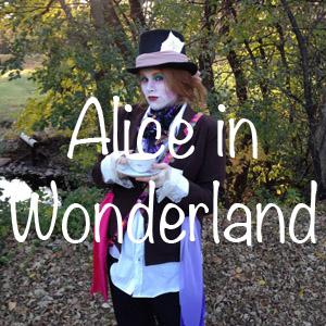 alice in wonderland tav