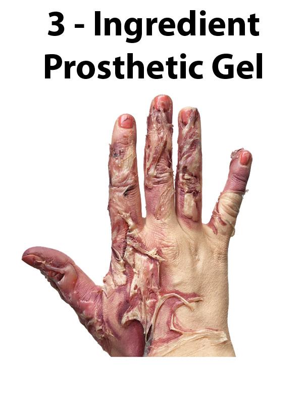 DIY Prosthetic gelatin