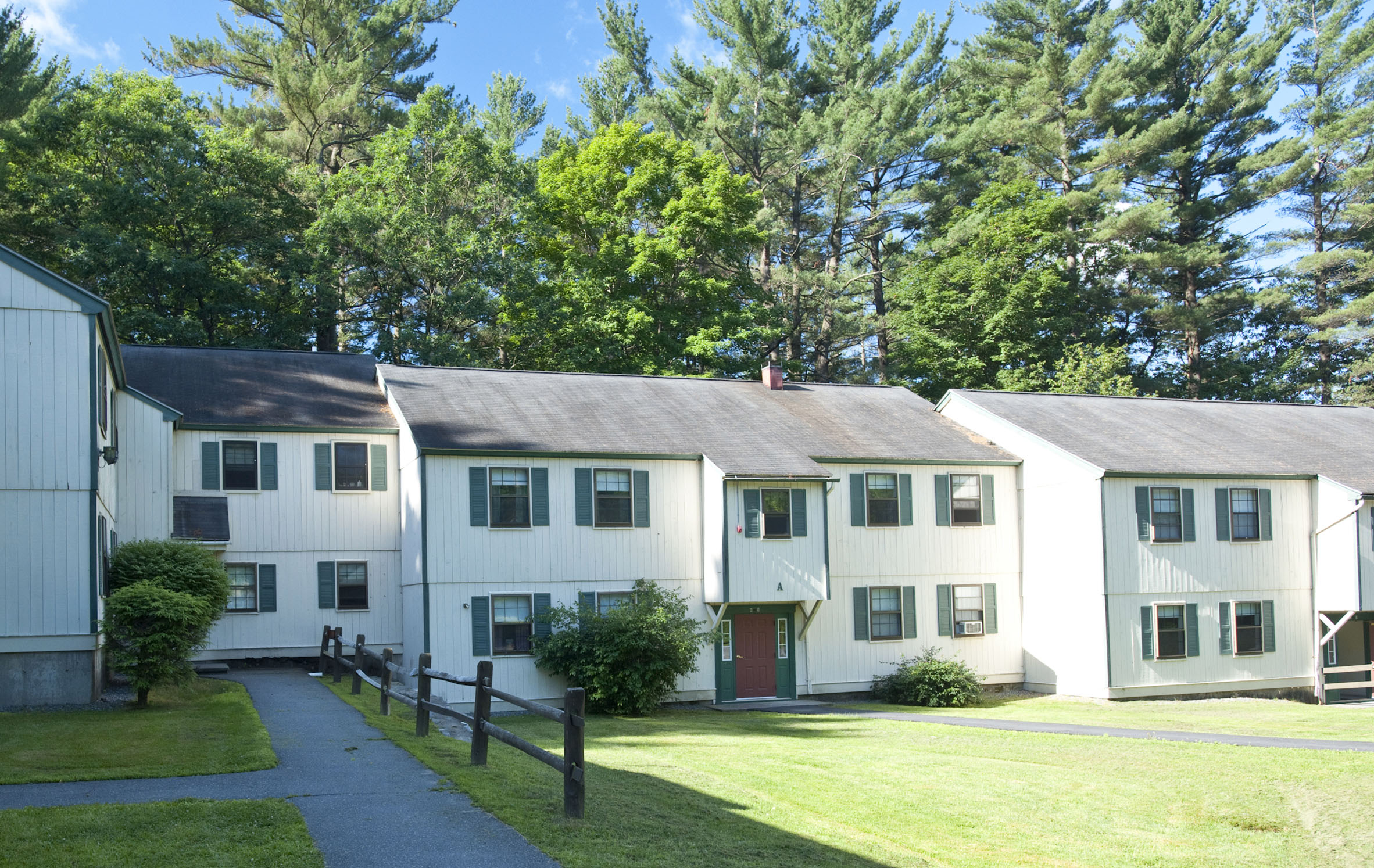 Affordable Housing, NH & MA locations