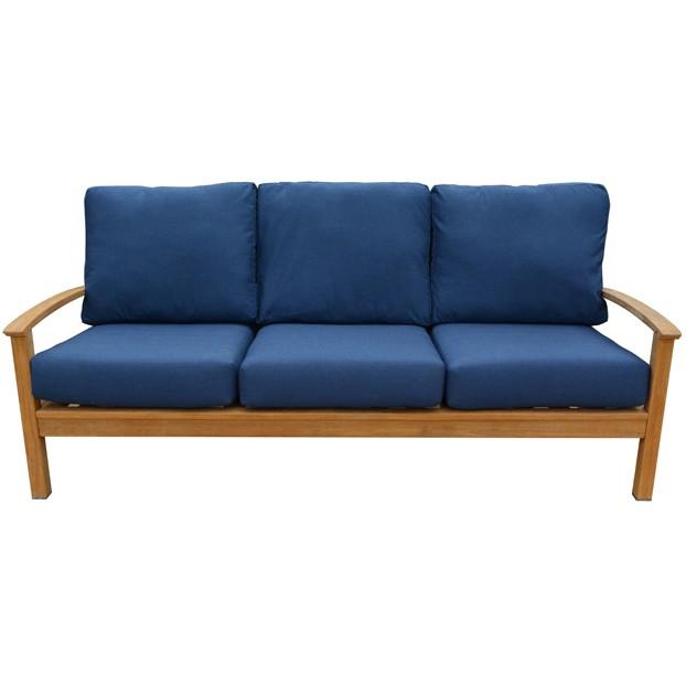 Three Birds St Lucia 3-seater sofa