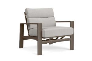 Brown Jordan Cushion Motion lounge chair