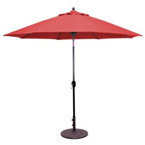 Galtech 9 foot standard auto tilt umbrella