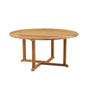 Kingsley Bate Essex round dining tables