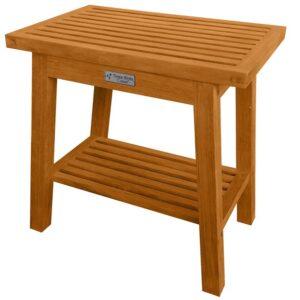 Three Birds shower stool