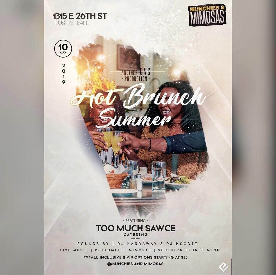 Hot Brunch Summer