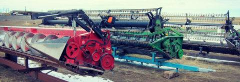 Leader in Harvester Header and Auger Rebuilding