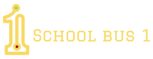 School bus one logo 2