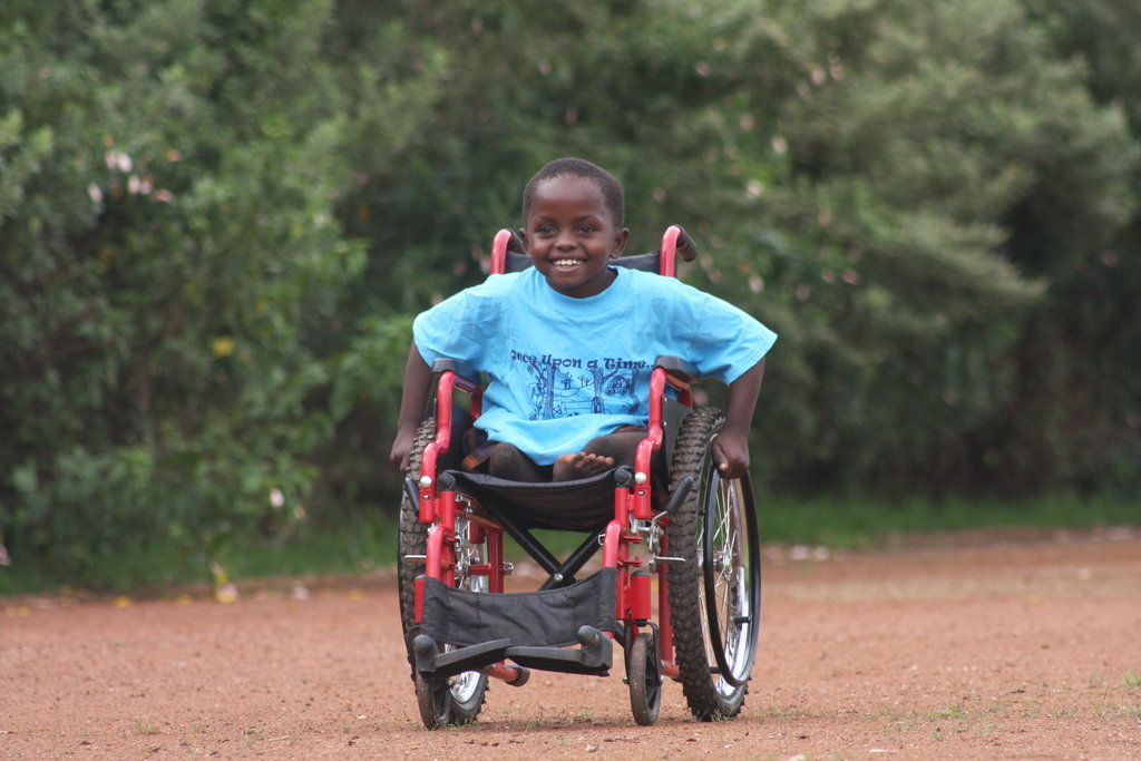 Disabled in Africa