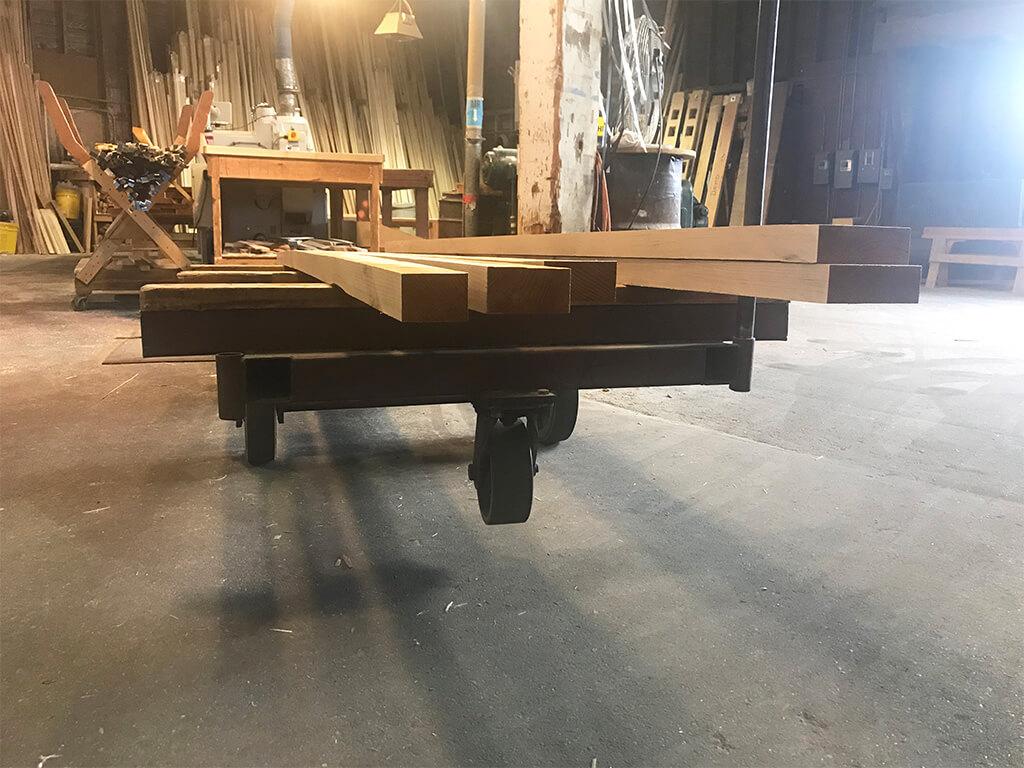 LumberOnWheels