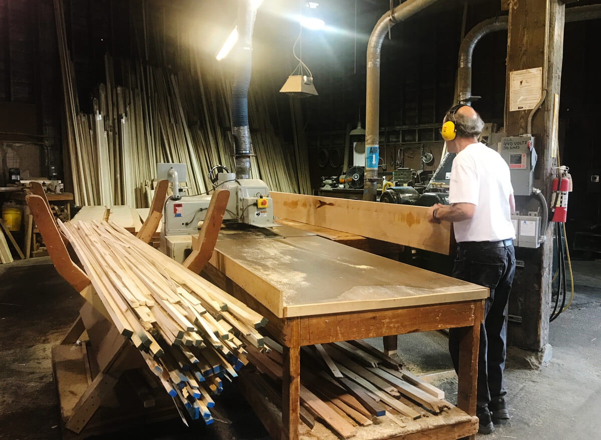 compton lumber seattle location worker