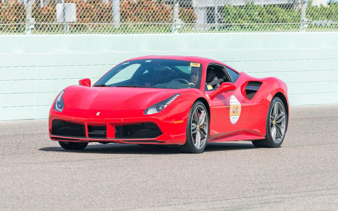 """""""I Just Rode in a Ferrari!"""""""