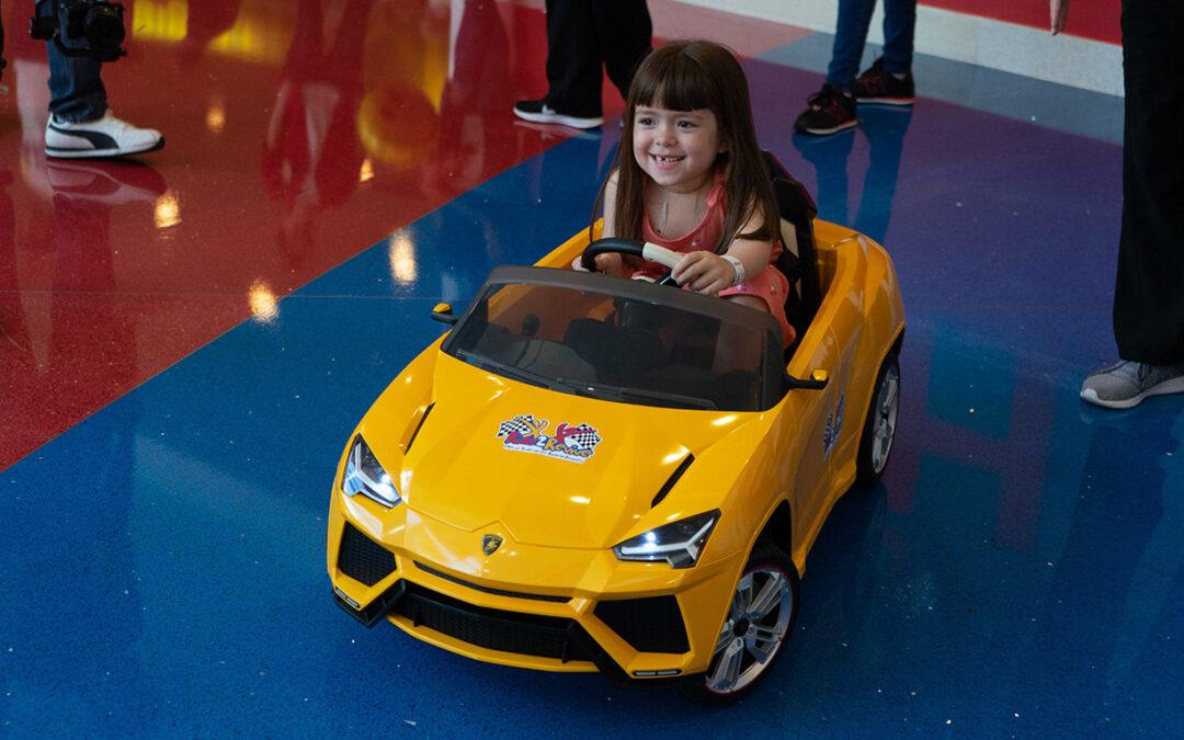 R2R Brings Mini Lamborghini Urus to JDCH